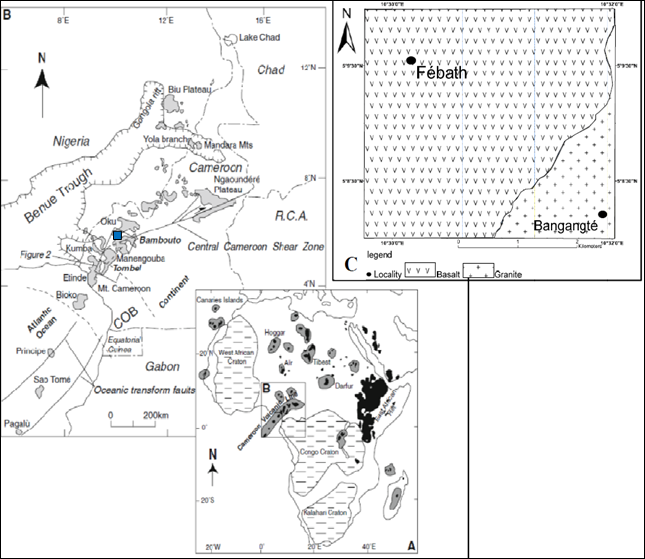 Structure of the Crust Beneath the South Western Cameroon, from Gravity Data Analysis