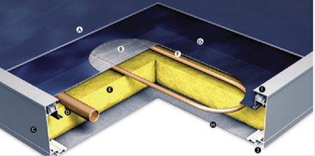 Developing Of New Structure Of Flat Plate Solar Water